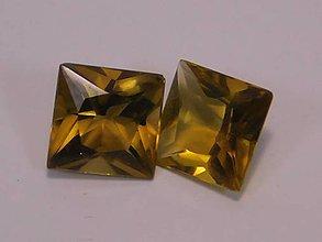 Minerály - Natural Citrín - 9347084_