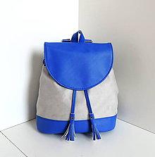 Batohy - Batoh - Tidík Blue - 9345084_