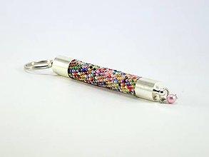 Kľúčenky - Prívesok na kľúče Colorful II - 9345191_