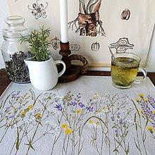 Úžitkový textil - Obrus 50x50cm - 9346641_