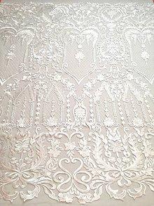 Textil - Svadobný tyl - 9345787_