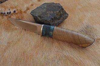 Nože - Outdoor nôž Tyrkys - 9346870_