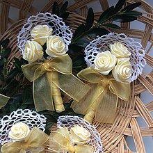 Pierka - Veľké svadobné pierka Romance - 9345882_