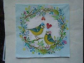 Papier - láska - 9346467_