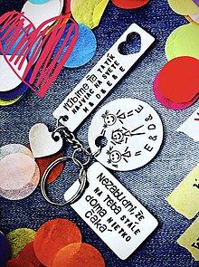 Kľúčenky - pre TATINKA ... ľúbime Ťa - 9351821_