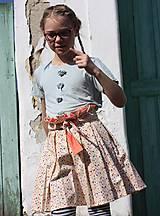 Detské oblečenie - dívčí/skládaná - 9350906_