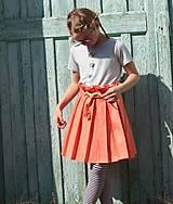 Detské oblečenie - dívčí/skládaná - 9350955_