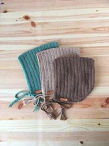 Detské čiapky - Detská čiapka - čepiec bavlna 1 - 2 r - 9351099_