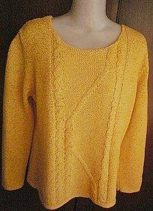 0bde4140a602 Handmade svetre bavlnené   SAShE.sk
