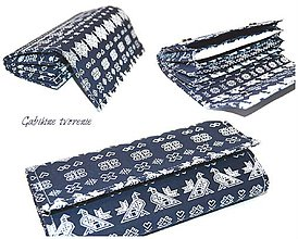Peňaženky - Peňaženka v modrom