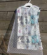 Detské oblečenie - Šaty s vlečkou - balerína I - 9348952_