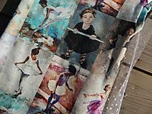 Detské oblečenie - Šaty s vlečkou - balerína I - 9348953_