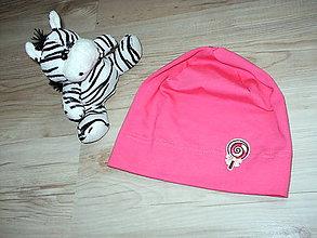 Detské čiapky - čiapočka skladom - 9348246_