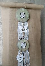 Dekorácie - Gombíková nálada s motýlikmi na želanie - 9354320_