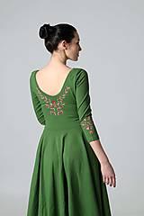 Šaty - Jewel green - 9352158_