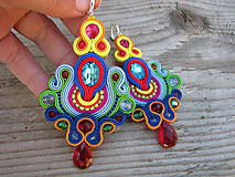 Color explosion...soutache