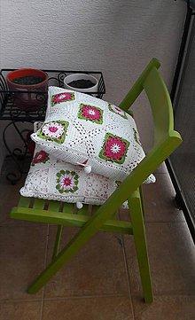 Úžitkový textil - háčkovaný I - 9351978_