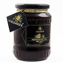 Potraviny - Medovicový borovicový med 950g - 9352844_