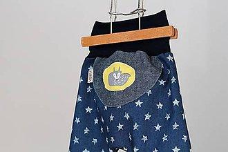 Detské oblečenie - Riflové nohavice