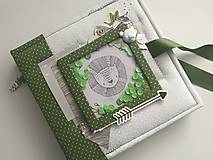Papiernictvo - Spomienkový fotoalbum - chlapec - 9354608_