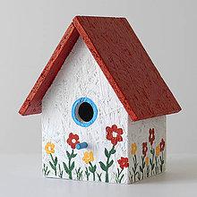 Pre zvieratká - Búdka pre vtáčiky - 9353656_