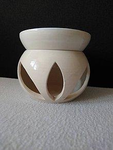 Svietidlá a sviečky - Aromalampa - 9355100_