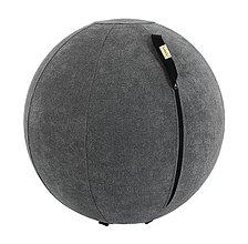 Úžitkový textil - JacketBall-tmavo sivá - 9352218_