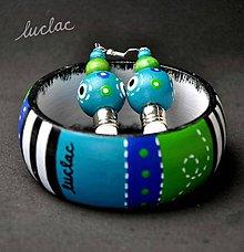 Sady šperkov - Sada šperkov Azúrové pobrežie - 9352841_