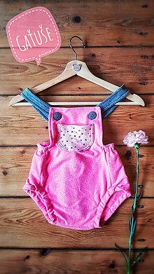 Detské oblečenie - Gaťuše-detské kraťasy II. - 9352951_