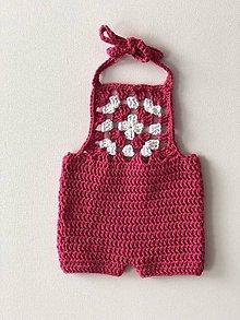 Detské oblečenie - Overal Granny / Overal Granny - 9352199_