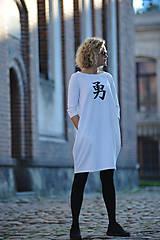Šaty - FNDLK úpletové šaty 283 BVqL - 9356772_