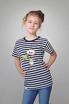 Detské oblečenie - Robot Emil - 9356276_