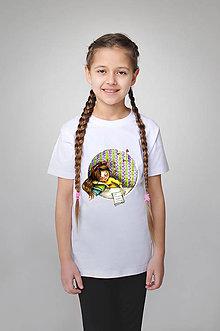 Detské oblečenie - Detské tričko - Klára - 9356576_