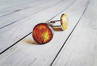 Šperky - Manžetové gombíky - 9359609_