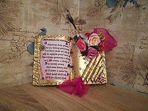 Nezaradené - Zlatá gratulačná kniha - 9358906_