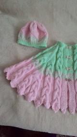Detské oblečenie - Pelerínka - 9359748_