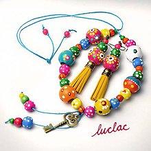 Sady šperkov - Sada šperkov Happy Time - 9356452_