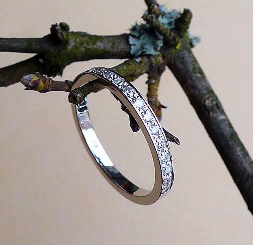 Prstene - s briliantmi - 9357977_