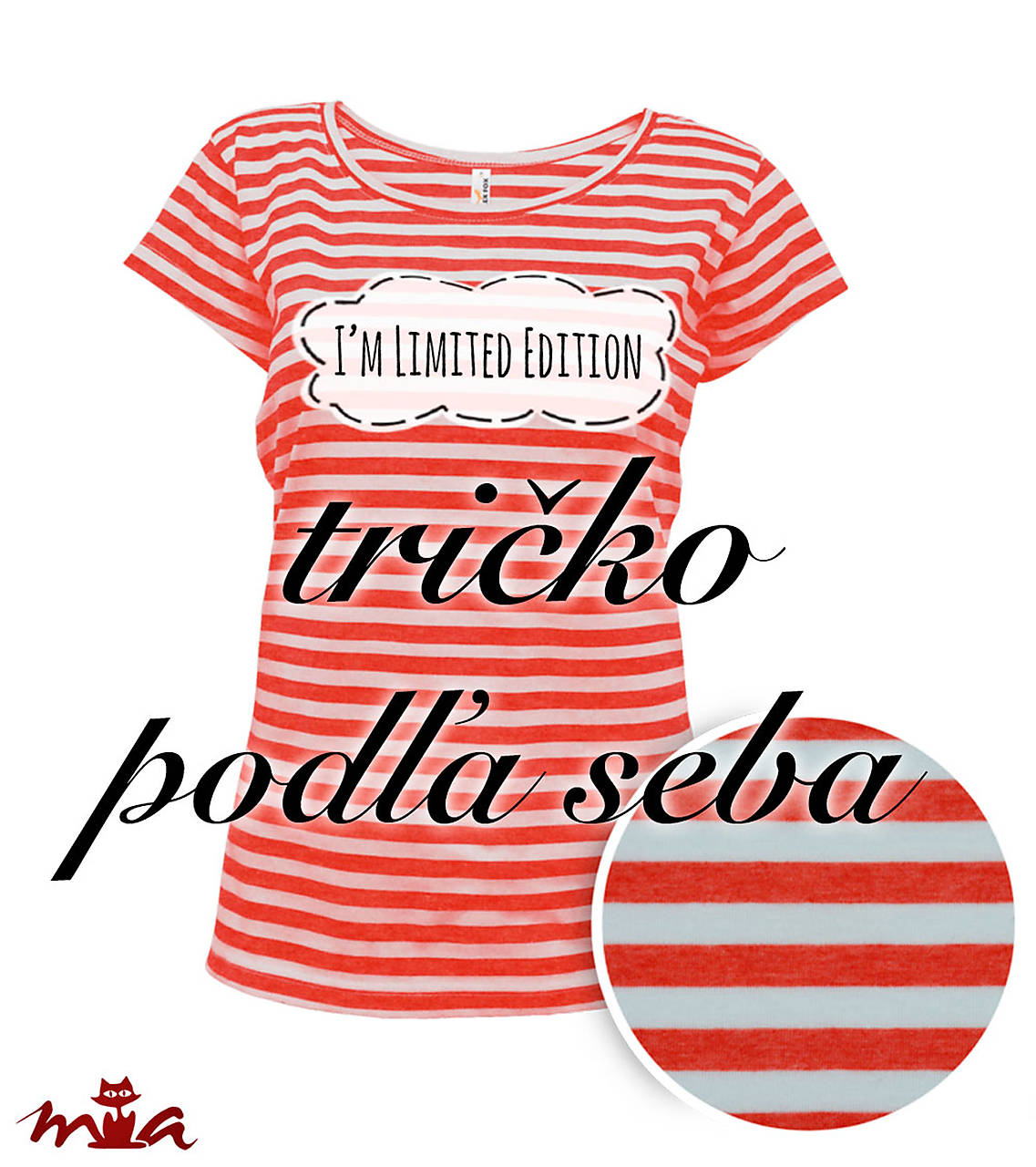 d093b7d5dfa4 ... Tričká - Dámske červené námornícke tričko s vlastným nápisom - 9356878   ...