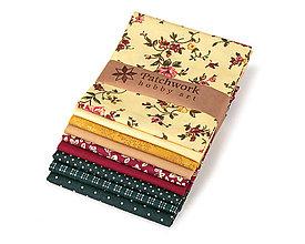 Textil - Bavlnené látky - balíček TFQ114 - 9357234_