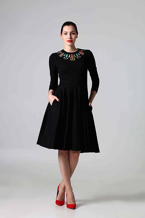 Šaty - Jewel color - 9361041_