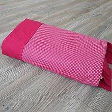 Úžitkový textil - Zástena bez vreciek *Fuxia* - 9362002_