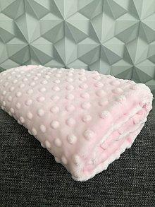 Textil - Minky - CUDDLE DIMPLE® Blush - 9361143_