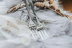 Pomôcky - Vidličky Pán a Pani ❤ - 9360457_