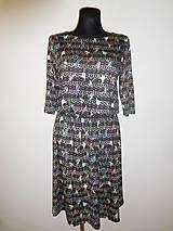Šaty - Barevné tanečnice - 9360564_