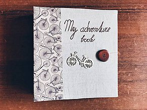 Papiernictvo - My adventure book - 9361908_
