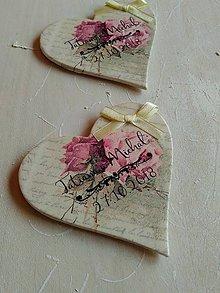 Darčeky pre svadobčanov - veľká magnetka na pamiatku - 9362843_