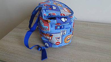 Batohy - Detský ruksačik. - 9359861_