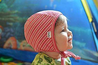 Detské čiapky - čiapočka pre najmenších - 9361535_