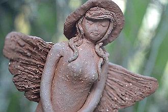 Socha - anděl - 9360420_
